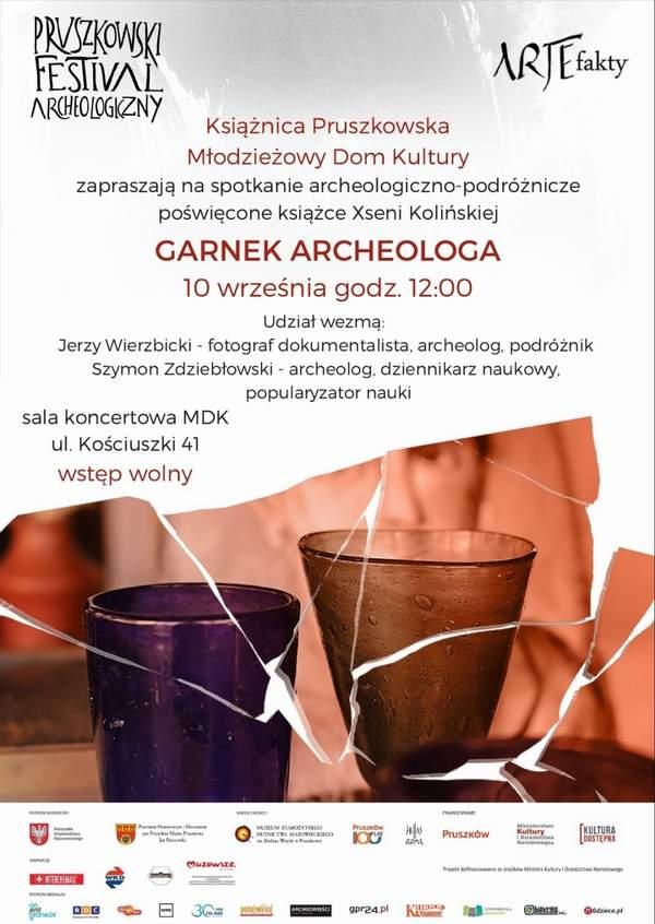 garnek archeologawww